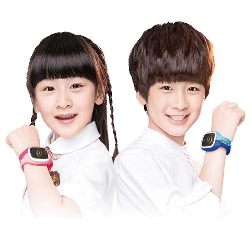 小天才电话手表Y01儿童手表学生小孩智能定位通话手环手机橙色