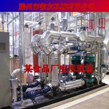 换热机组厂家 换热机组计算选型 换热机组价格螺纹管换热机组