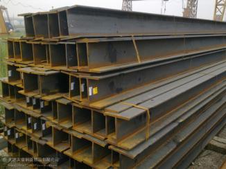 天津批发Q235BH型钢 优质Q235H型钢 热轧198*99*4.5*7H型钢