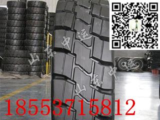 山东厂家供应大平板拖车和叉车聚氨酯实心轮胎533x254