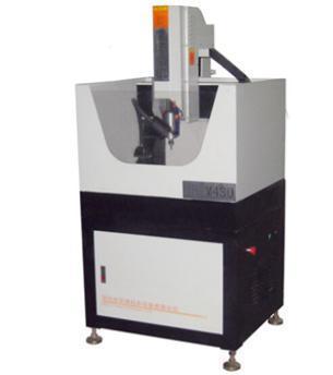 小型CNC金属雕刻机