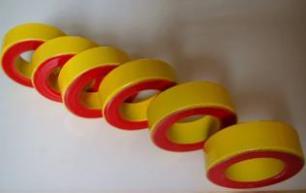 黄口铁粉芯、KT黄红环