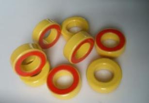 8材黄红环、铁粉芯106-8
