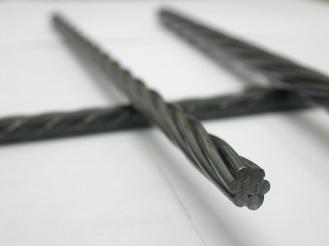 春鹏1*7-15.24型号预应力钢绞线