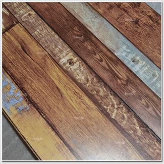 实木复合地板 地暖专用地板 榆木浮雕 家装环保耐磨