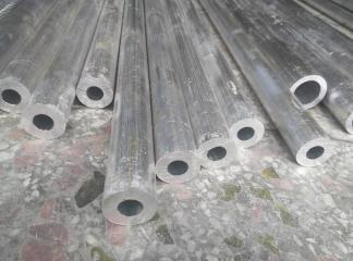 自拍杆专用铝管 6063光面铝管