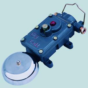 煤矿声光组合电铃,BAL2-127G/36矿用隔爆声光组合电铃