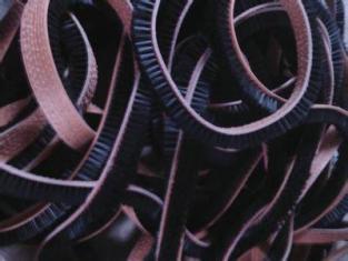 皮带刷.同步传动皮带刷