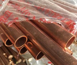 T2薄壁紫铜管 TU1无氧紫铜板
