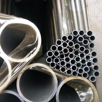6063铝方管 汽配件专用铝管