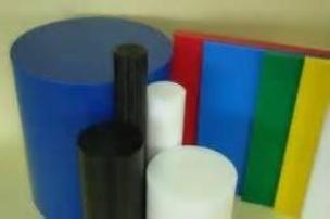 蓝色pom板材