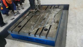 焊接平台高强度铸铁HT200-300质优价廉-北重机械