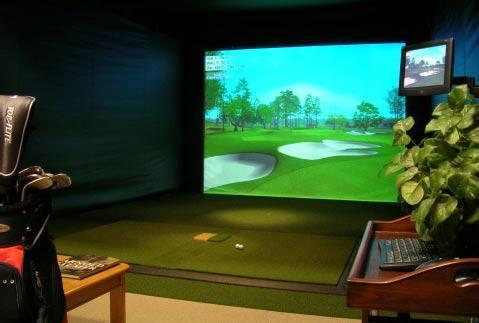 室内高尔夫