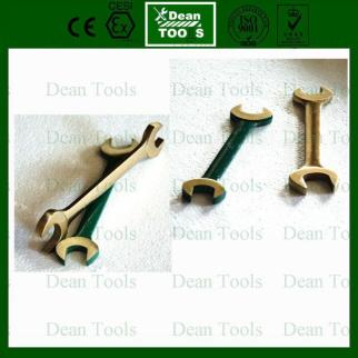 防磁两用扳手防磁耐用活动开口扳手生产厂家