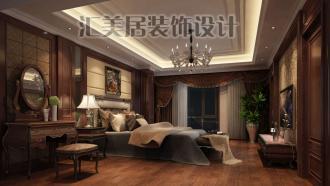 房屋装修设计效果图室内客厅卧室设计