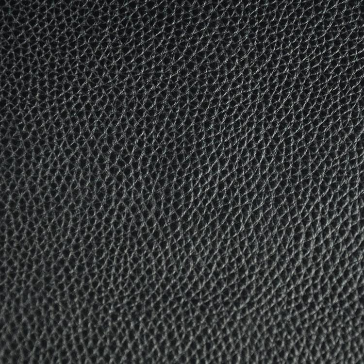 供应黑色大纹劳保鞋荔枝纹牛皮 植鞣头层牛皮革 现货批发
