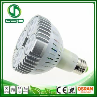 供应LED PAR30射灯 欧司朗OSRAM光源