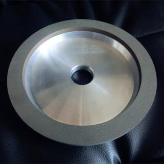 树脂结合剂金刚石刀磨砂轮用于加工PCBN刀具