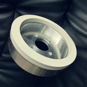 热销陶瓷结合剂金刚石刀磨砂轮加工PCD刀具