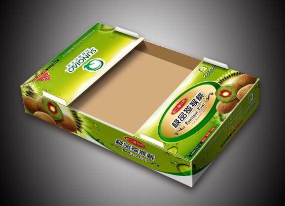 厂家定做鲜果包装盒 手提式水果盒