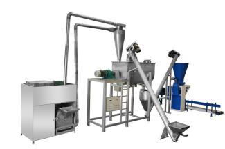 猪粪有机肥生产线 小型不锈钢复混肥生产线 有机肥设备厂家