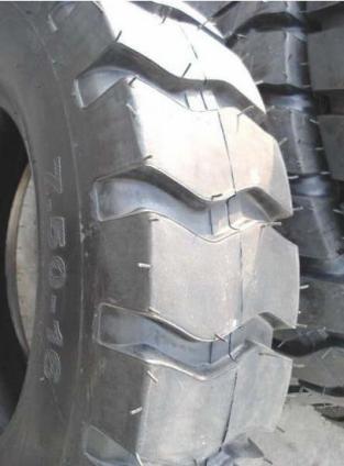 全国直销工程机械小铲车轮胎7.50-16