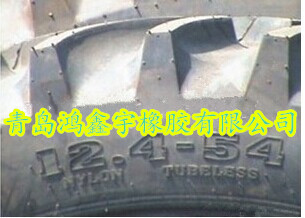 迪尔采棉机2054拖拉机轮胎12.4-54