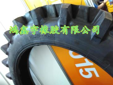 特大水田轮胎8.3-42批发零售配套钢圈内胎