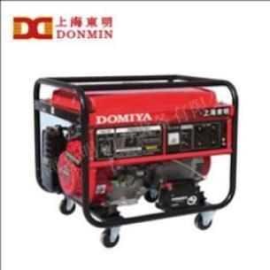 移动维护汽油发电机组运行时振动大该如何去检修