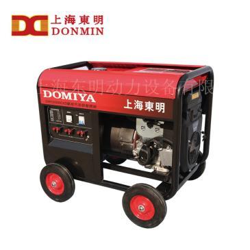 单相10KW通信维护专用发电机-上海东明DM12000CXD