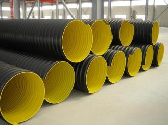 新乡钢带增强波纹管生产厂家