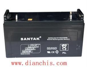 山特蓄电池6-GFM100/12  12V100AH