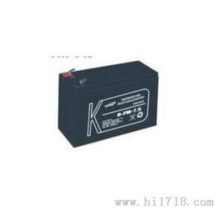 科士达蓄电池6-XM7-12 12V7AH