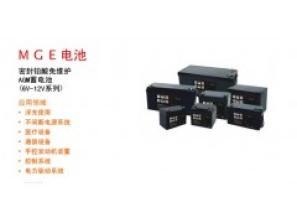 友联蓄电池MX1202012V20AH