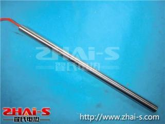 出口品质单头电热管加热棒