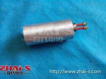 带双接线柱高功率单头电热管