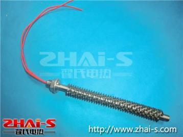 翅片式不锈钢单头电热管