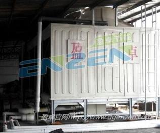 盈卓方型工业无电机冷却塔STB-250