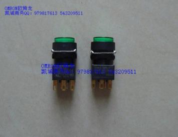 A16L-TGM-24D-1原装正品欧姆龙OMRON按钮开关全新现货