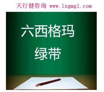 深圳六西格玛培训公司DMAIC定义阶段实施