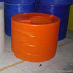 1000L活鱼运输桶 1吨活鱼运输箱