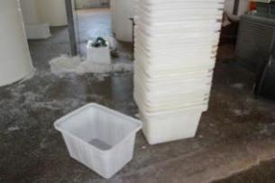 【赛普塑业】120l塑料方箱 滚塑方箱 pe方箱