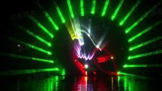 西安名都激光水幕电影设备