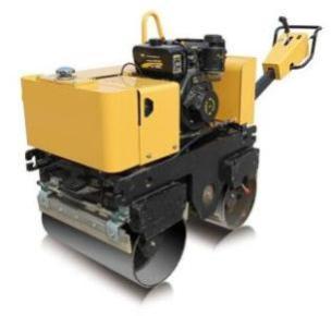 XLYL-635手扶式双钢轮振动压路机