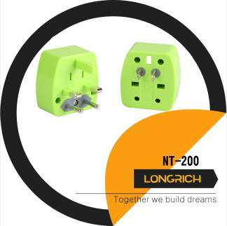 外国人礼品 携便式转换插头 全球通用转换插座 环保插头