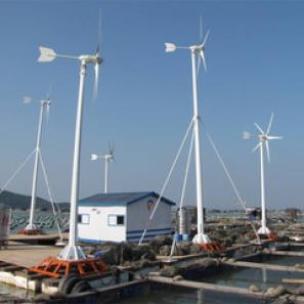 2KW风力发电机(小型家用发电设备,高效快捷、方便)