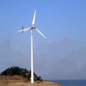 10KW中型风力发电设备(基站专用风力发电机)