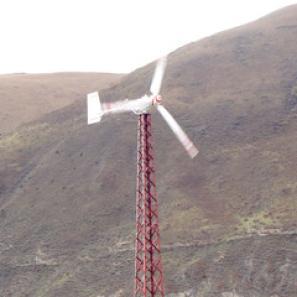 20KW中型风力发电设备(水平轴发电机组)