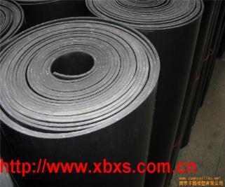 橡博牌上海防静电橡胶板