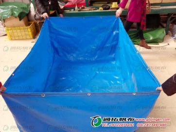 广西储水池_帆布池_儿童游泳池定做_选通拓PVC刀刮布